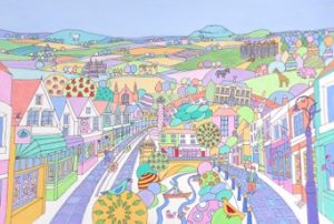 Julia Blaker DREAMING OF FROME