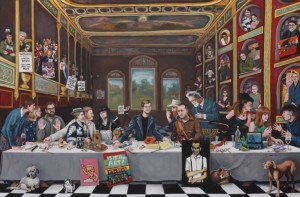 The Last Supper' - Ella Guru
